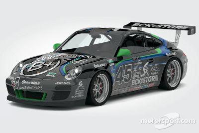 Présentation de la livrée du Magnus Racing