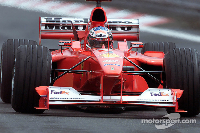 2000 - Nürburgring: Michael Schumacher, Ferrari F1-2000