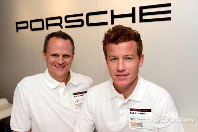 CORE autosport présente le programme Porsche GT