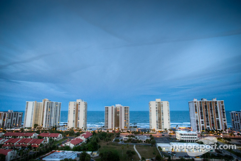 A view of Daytona Beach