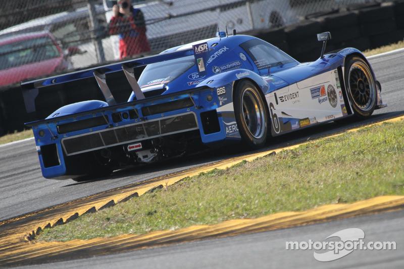 #6 Michael Shank Racing Ford Riley: Michael Valiante, Gustavo Yacaman, Chris Cumming, Jorge Goncalve