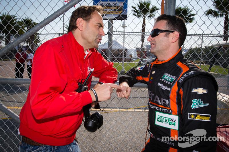 Amato Ferrari en Nicolas Minassian