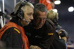 Crew Members Doran Racing