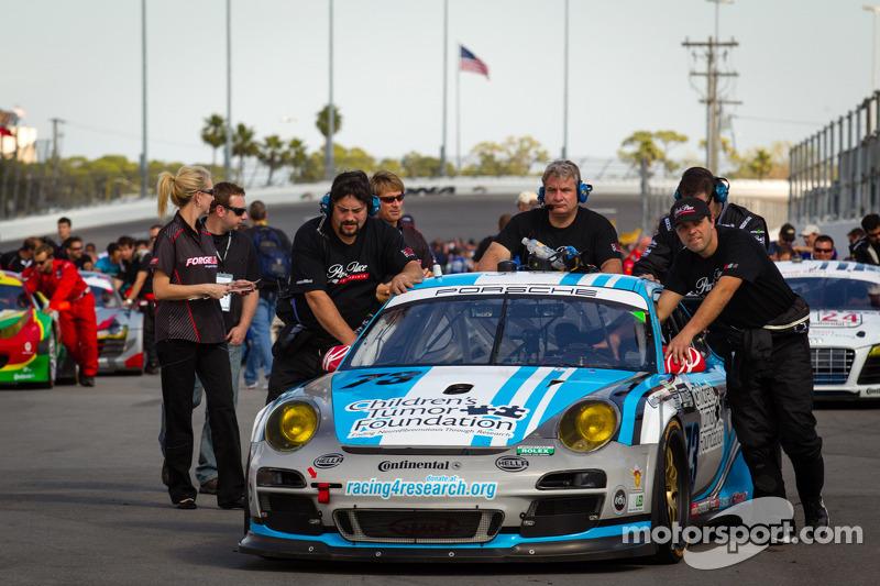 #73 Park Place Motorsports Porsche GT3