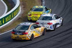 #13 Rum Bum Racing Porsche 997: Nick Longhi, Matt Plumb, #48 Fall-Line Motorsports BMW M3 Coupe: George Richardson, Brett Sandberg, #45 Fall-Line Motorsports BMW M3 Coupe: Al Carter, Hugh Plumb