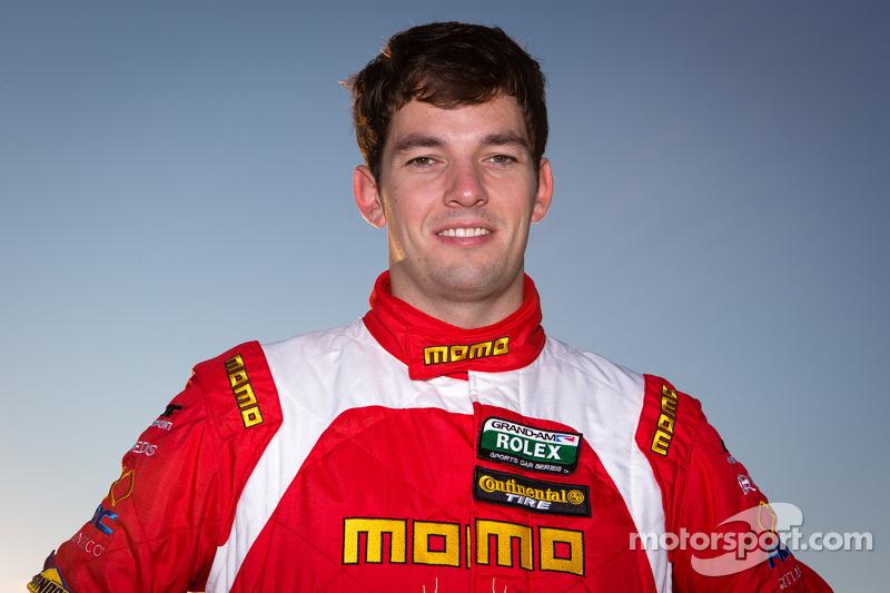 #30 MOMO/NGT Motorsport Porsche GT3: Sean Edwards