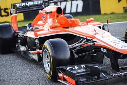 Der neue Marussia MR02
