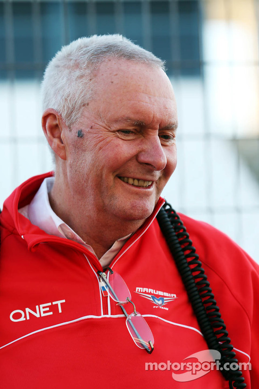 John Booth, Chefe da Marussia F1 Team