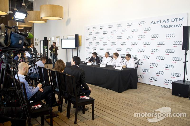 Audi onthult 2013 DTM car