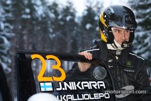 Jarkko Nikara, Mini John Cooper Works WRC