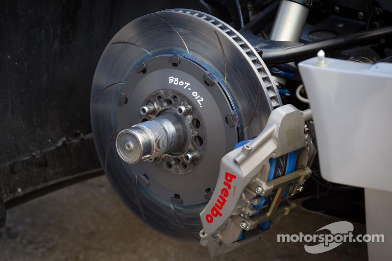 #91 SRT Motorsports SRT Viper GTS-R remmen