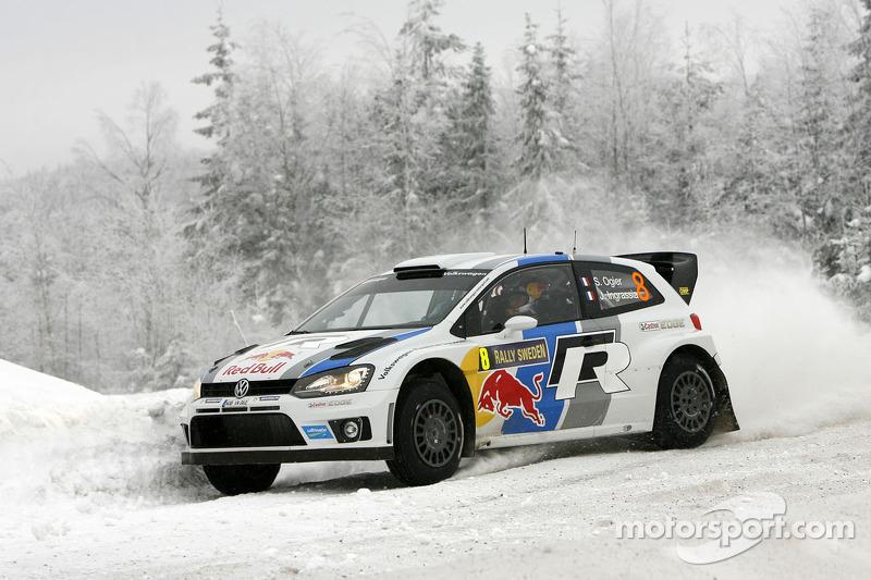 #2 Rally de Suecia 2013