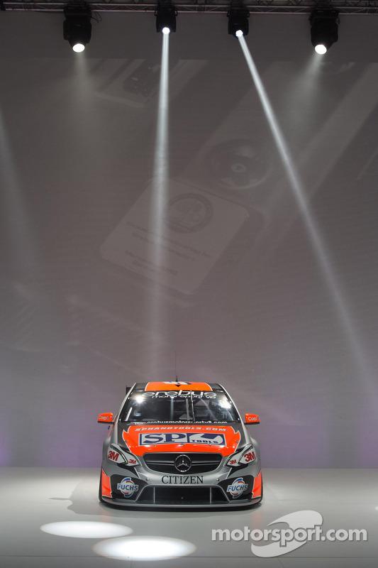 Erebus Motorsport lança os primeiros Mercedes V8 Supercars