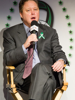 Swan Racing Toyota Town of Newton press conference: Brian France