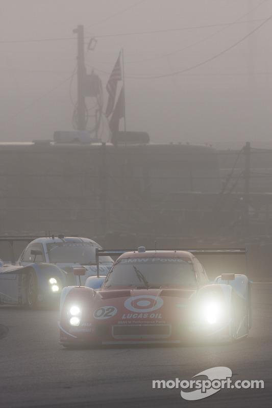 #02 Chip Ganassi Racing com Felix Sabates BMW Riley: Scott Dixon, Dario Franchitti, Joey Hand, Jamie