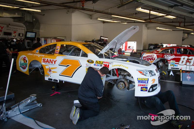De auto van Dave Blaney, Chevrolet
