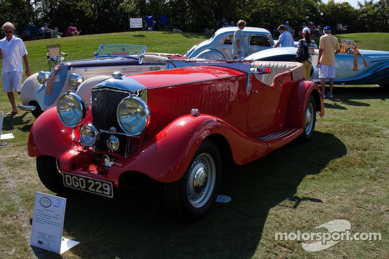 1936 Railton Straight 8