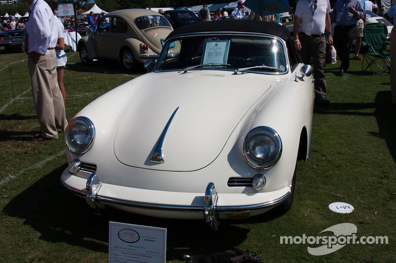 1964 Porsche 356-C