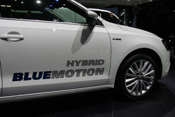 Volkswagen Jetta Hybrid Blue Emotion