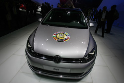 Volkswagen Golf car of year