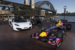 Top Gear UK in de Sydney Harbour