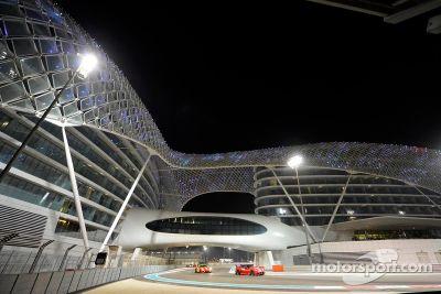 Les Ferrari Racing Days à Abu Dhabi