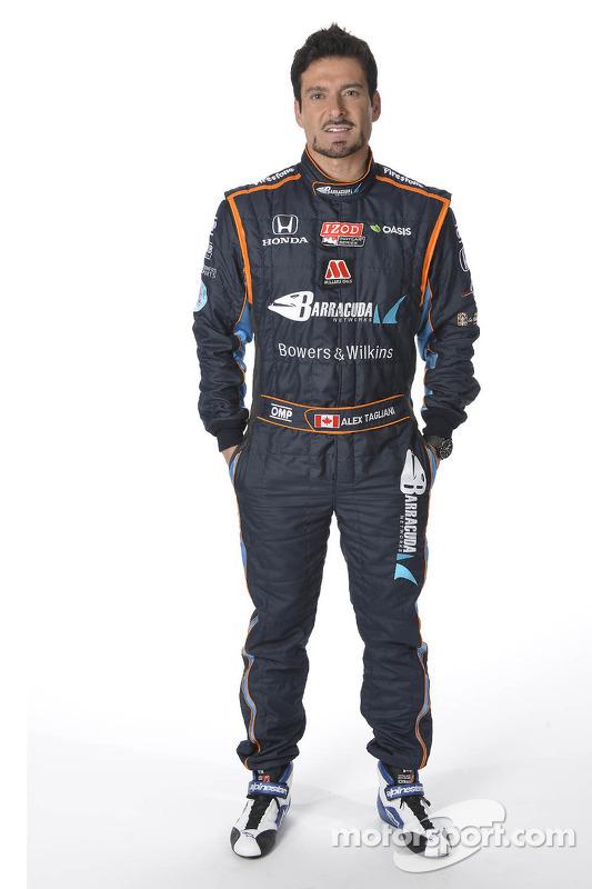 Alex Tagliani, Barracuda Racing