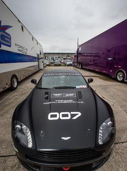 TRG Aston Martin Vantage GT4
