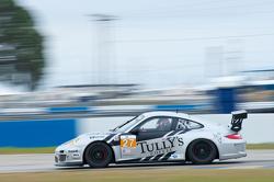 #27 Dempsey Racing Del Piero Porsche 911 GT3 Cup: Patrick Dempsey, Andy Lally, Joe Foster