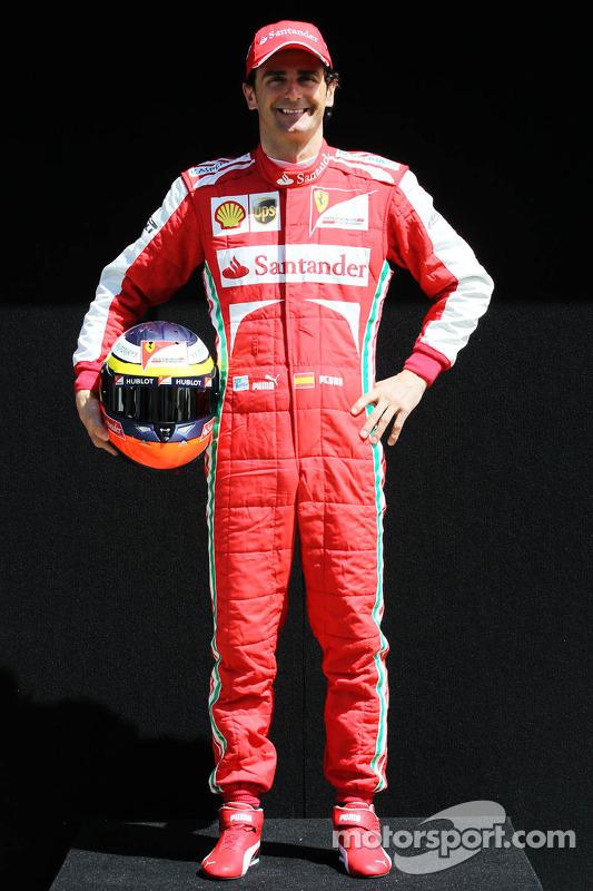 Pedro De La Rosa, Ferrari piloto de desenvolvimento
