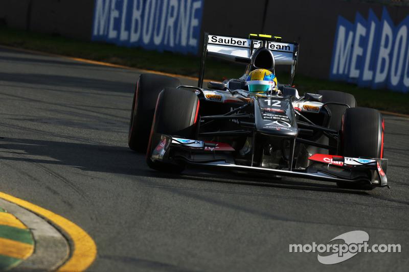 Sauber еще была под руководством Монишы Кальтенборн...