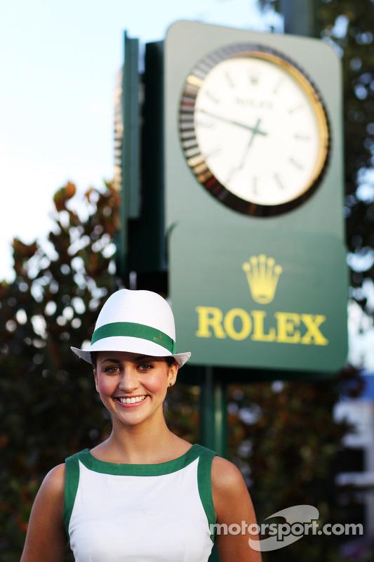 Rolex girl