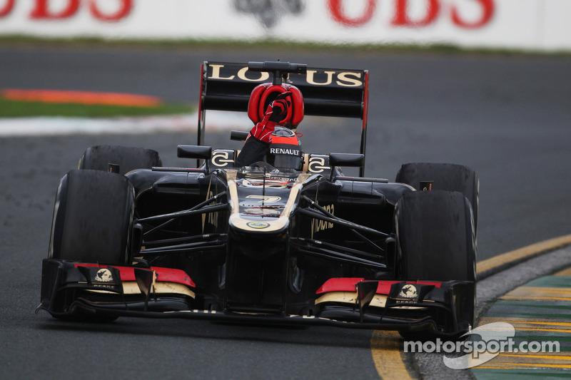 2013: Kimi Raikkonen