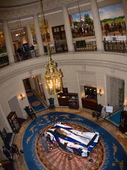 Royal Automobile Club Interior
