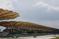 Льюис Хэмилтон. ГП Малайзии, Субботняя тренировка.