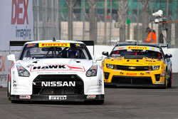 Tim Bell, CRP Racing/Hawk Performance/Nissan GTR