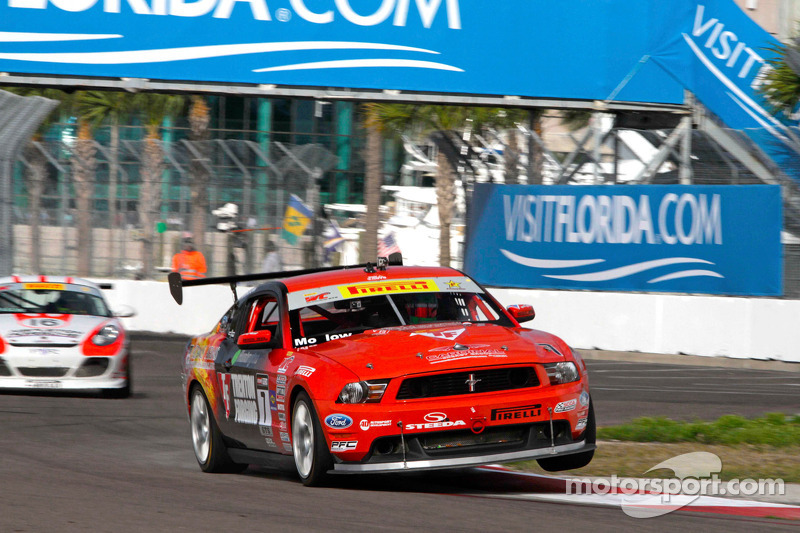 Dane Moxlow, Autosport Developments LLC/Trenton Forging/Steeda Asports/Ford mustang Boss 302S