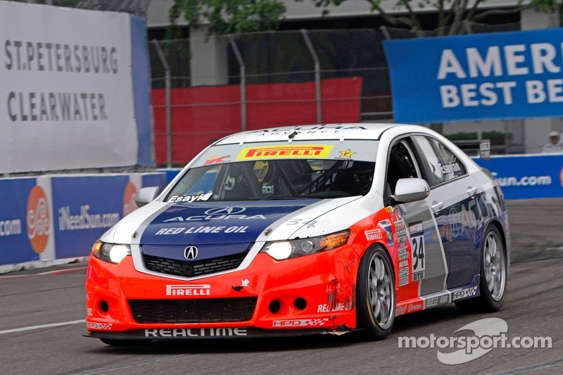 Nick Esayian, RealTime Racing Acura TSX