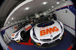 BMW Team Brazil team area