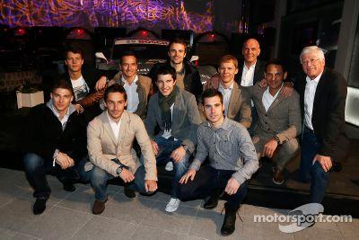 Présentation de la saison Audi DTM