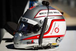 Helmet of Romain Dumas
