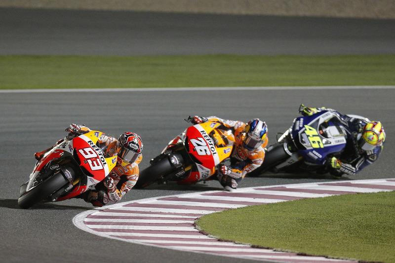 2013 - перша гонка у MotoGP