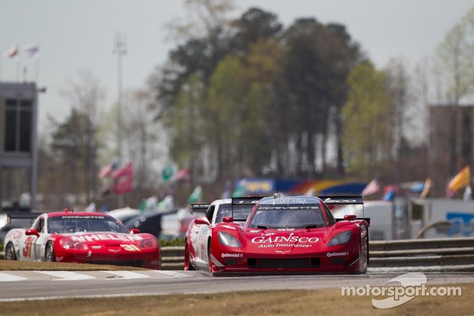 GAINSCO/Bob Stallings Racing Corvette DP: Jon Fogarty, Alex Gurney