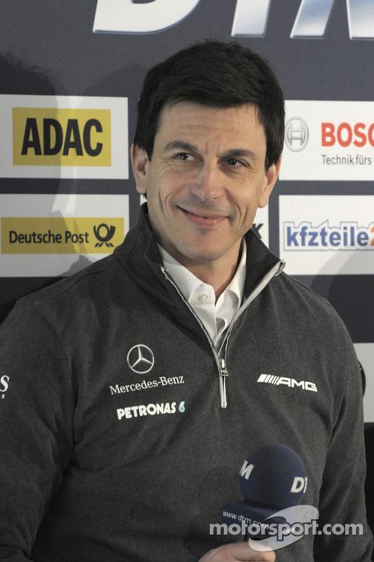 Torger Christian Toto Wolff, Diretor Esportivo Mercedes-Benz