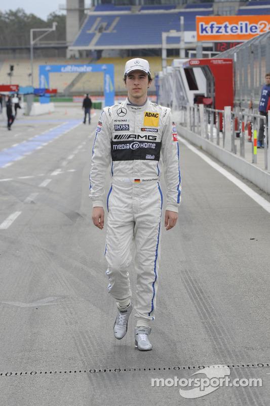 Christian Vietoris, team HWA