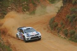 Sebastien Ogier, Volkswagen Polo R WRC