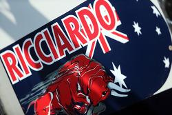 Daniel Ricciardo, Scuderia Toro Rosso sign