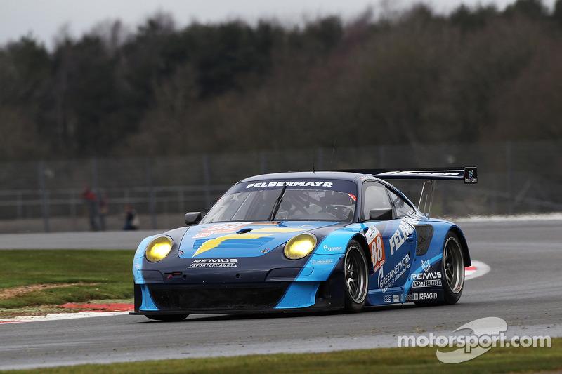 Christian Ried, Gianluca Roda, Paolo Ruberti, Proton Competition Porsche 911 RSR