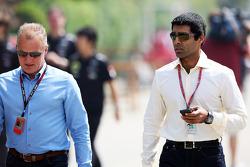 Johnny Herbert, Sky Sports with Karun Chandhok, Sky Sports