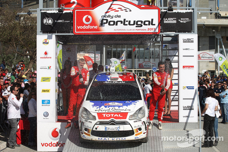 Bryan Bouffier, Xavier Panseri, Citroen DS3, WRC3 winnaar